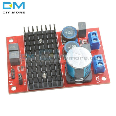 Dc 12V-24V Tpa3116 Mono Channel Digital Power Audio Amplifier Board Btl Out 100W Module 3300/25V