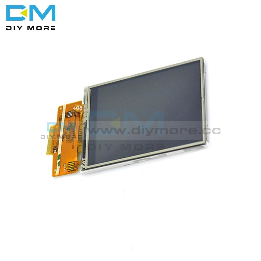 240X320 240*320 Spi Serial Tft Color Lcd Display Module Ili9341 Touch Panel Screen Board 2.4Inch Diy