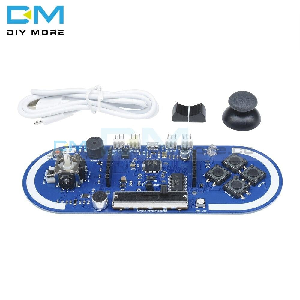 Atmega32U4 Esplora Joystick Game Program Module Board Microcontroller Sensor For Arduino Ide