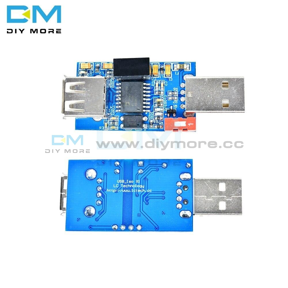 1500V Usb To Isolator Board Module Protection Isolation Adum4160 Adum3160 2.0 Sensor