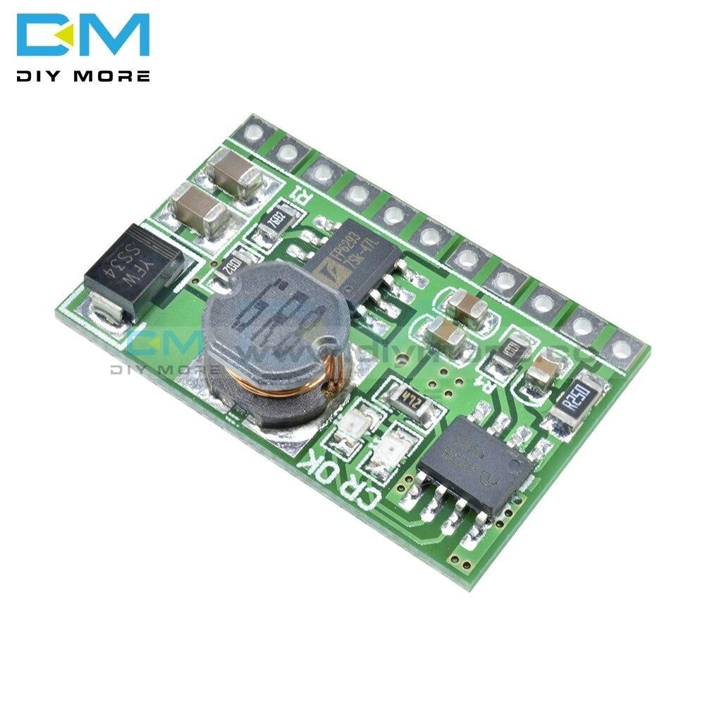 5V 2.1A Out Ups Mobile Power Diy Board Charger Step Up Dc Converter Boost Module For 3.7V 18650