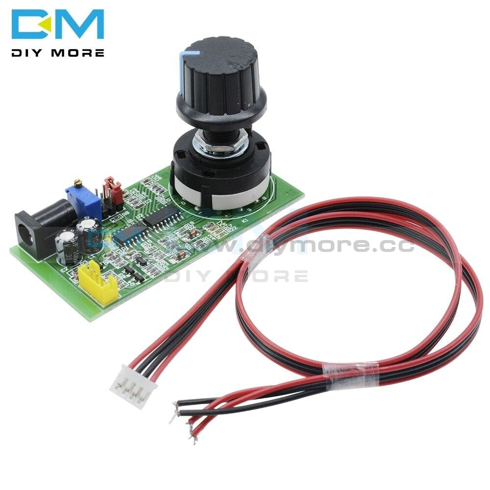 Dc 5V 12V 1Hz-100Khz Frequency Modulation Signal Source Pulse Polarity Output Pwm Square Wave