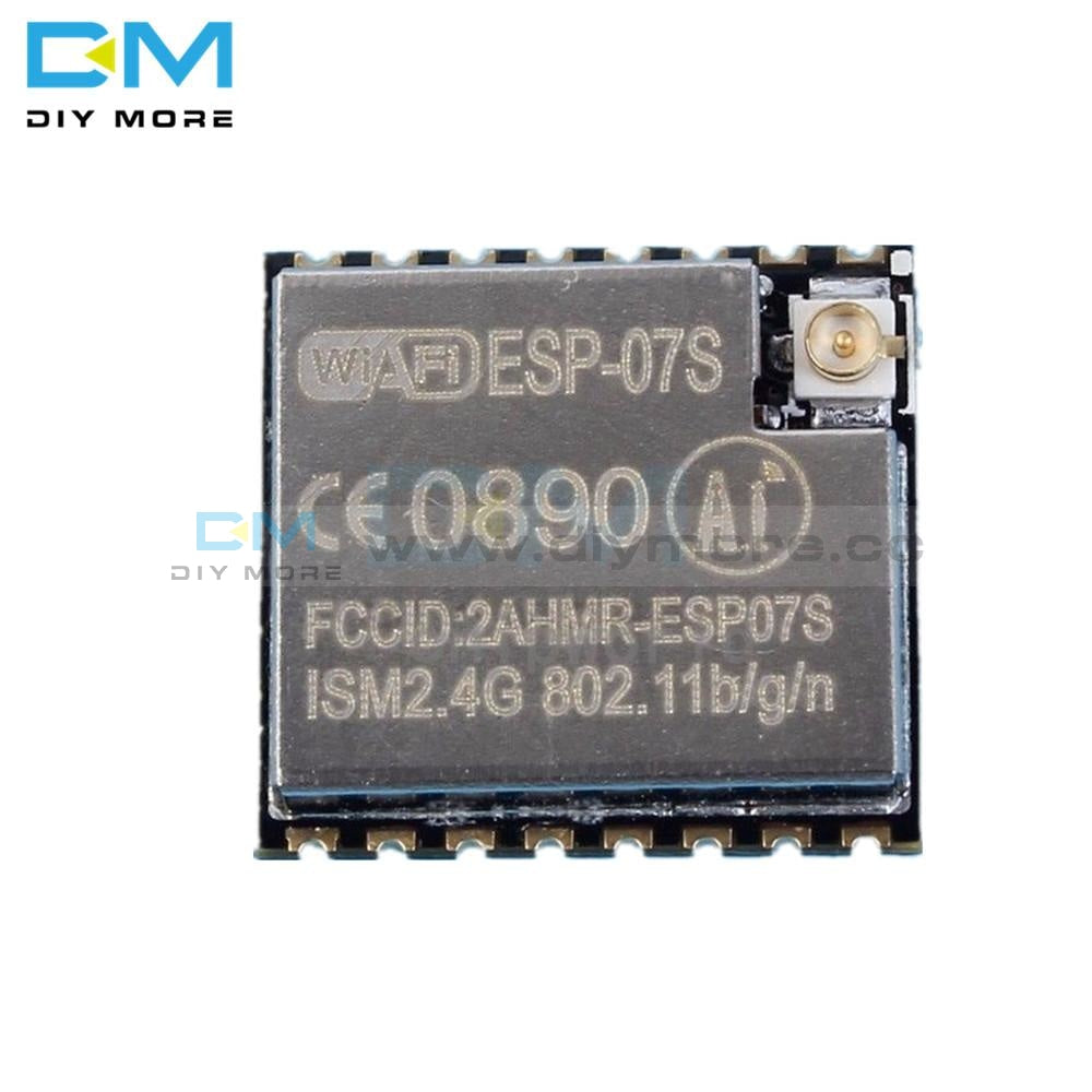 Esp8266 Esp-07 Esp-07S Updated Version Serial Wifi Wireless Modules Industrial Transmission Wpa2 Wpa