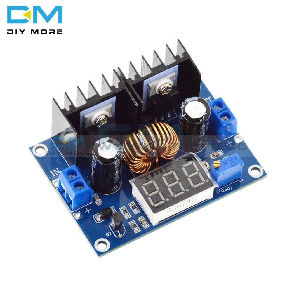 Xh-M404 Dc 4-40V 8A Voltage Regulator Module Digital Pwm Adjustabl Dc-Dc Step Down Xl4016E1