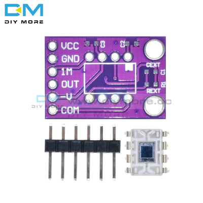 Opt101 Analog Light Sensor Module Intensity Monolithic Photodiode Pressure