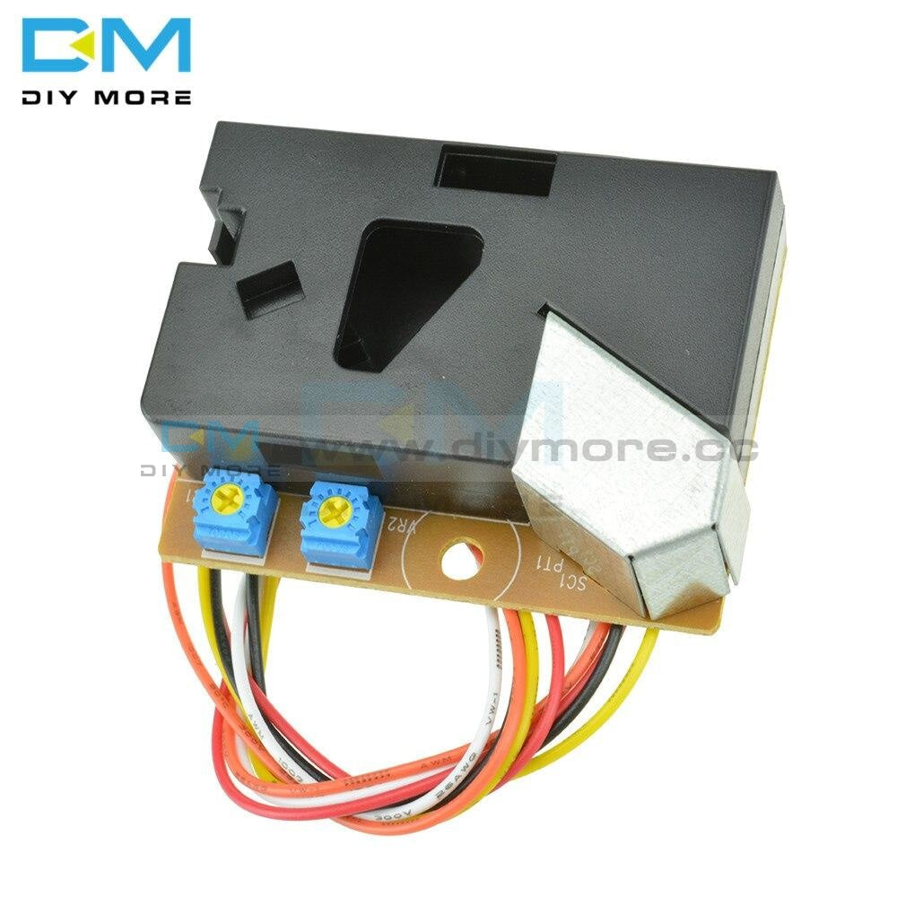 Dsm501A Dust Sensor Pm2.5 Detection Dector Allergic Smoke Particles Module For Air Cleaner Condition