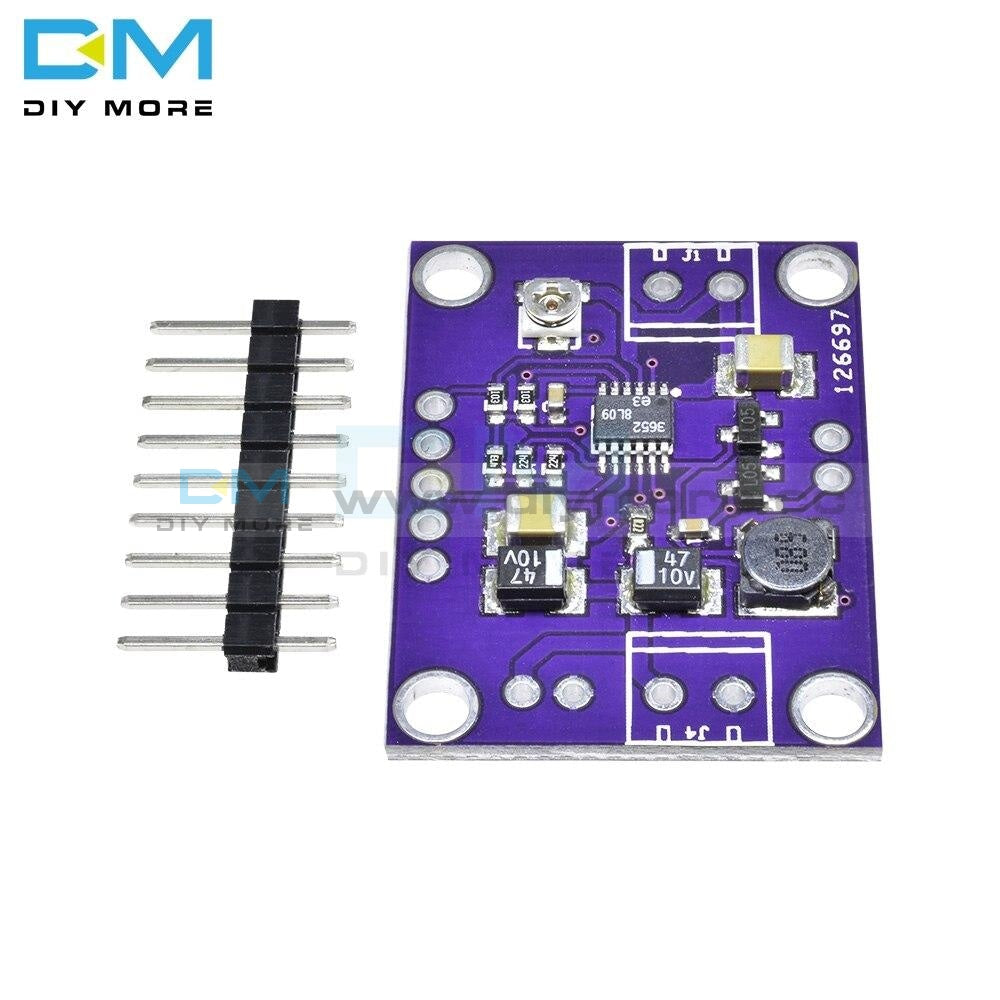 Lt3652 Solar Power 2A Battery High Precision Charging Module Extension Board Electronic Diy Function