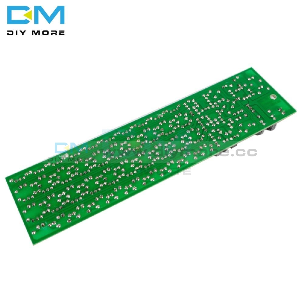 Red Blue Green Rgb Voice Control Indicator Level 3 Sections Module Electronic Production Diy Kit Pcb
