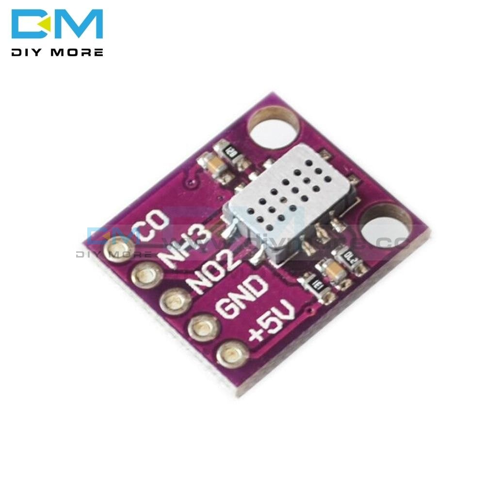 Mics-6814 Gas Sensor Board Module Air Quality Co Voc Nh3 Nitrogen Oxides 1000Ppm