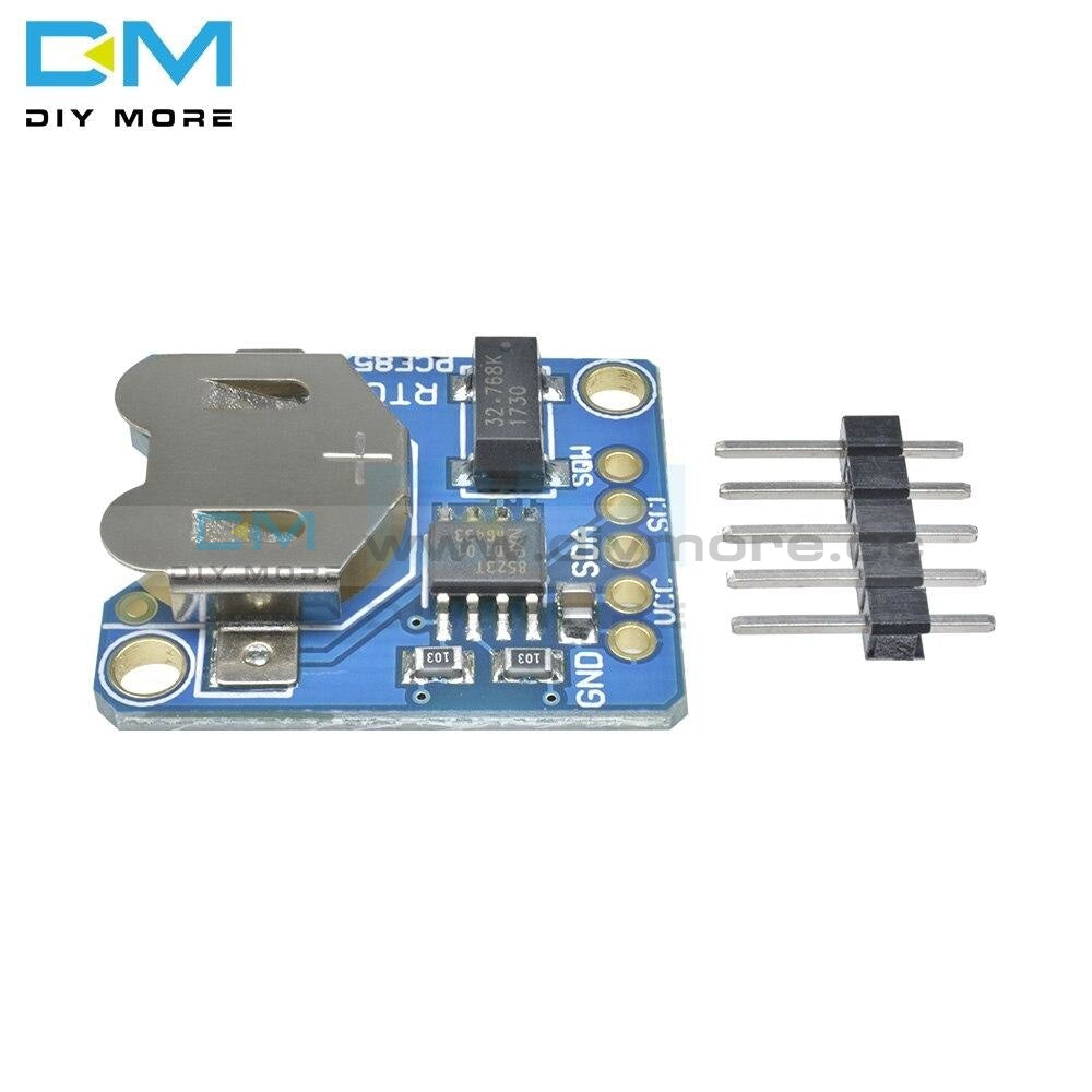 Pcf8523 Rtc Breakout Board Module Real Time Clock Assembled Boardwinder 3.3V 5V For Arduino For
