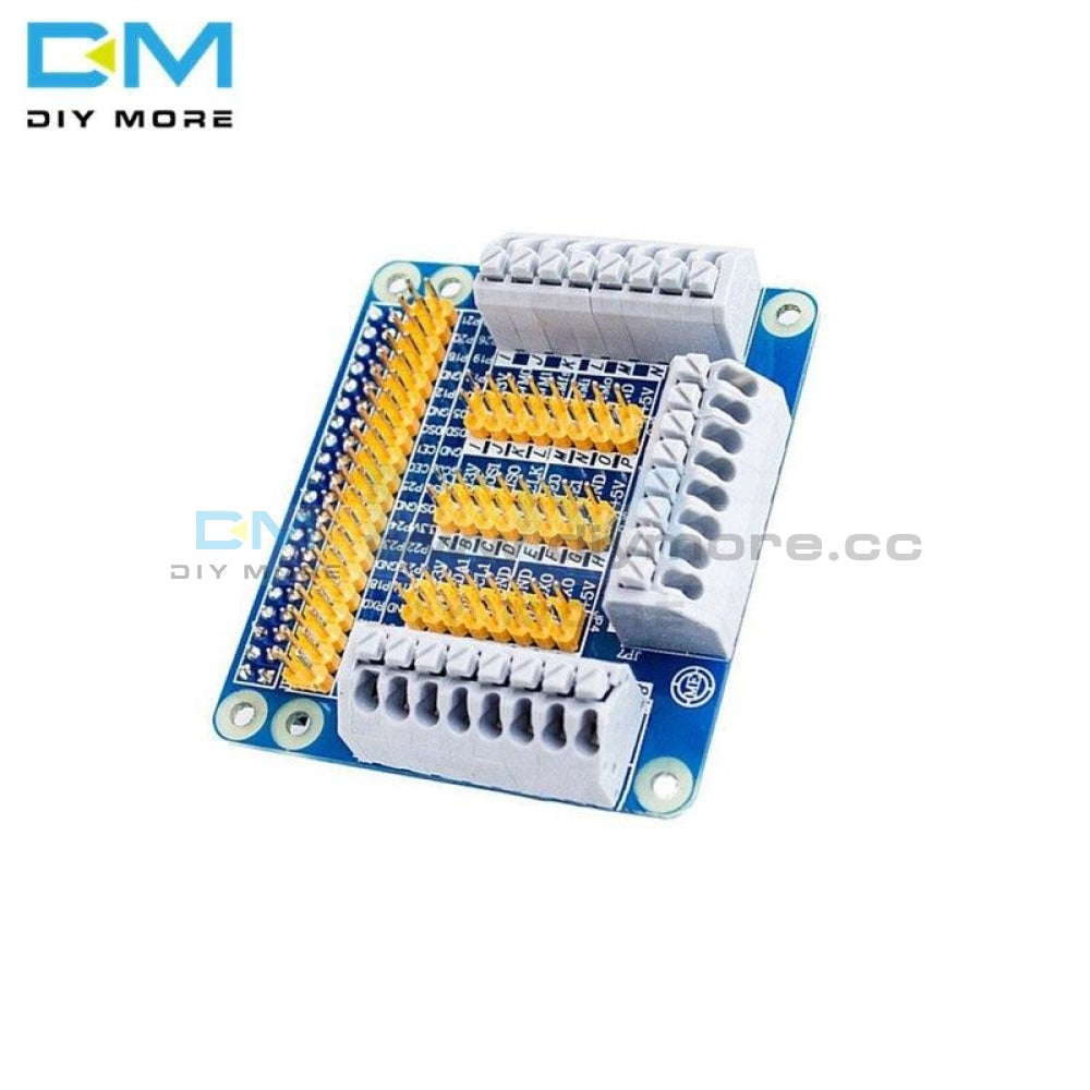 For Raspberry Pi 2 3 B B+ With Screws Gpio Adapter Plate Expansion Board Pi Shield Multifunctional