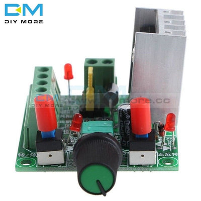 Dc 12V Stepper Motor Driver Speed Board Controller Pulse Signal Generator Control Module Electronic