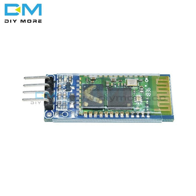 Hc-05 Hc05 Wireless Module Compatible For Arduino Serial 6 Pin Bluetooth Rf Receiver Transceiver