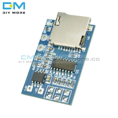 Gpd2846A Tf Card Mp3 Player Decoder Board Module Mixed Mono 2W Amplifier For Arduino Gm Power Supply