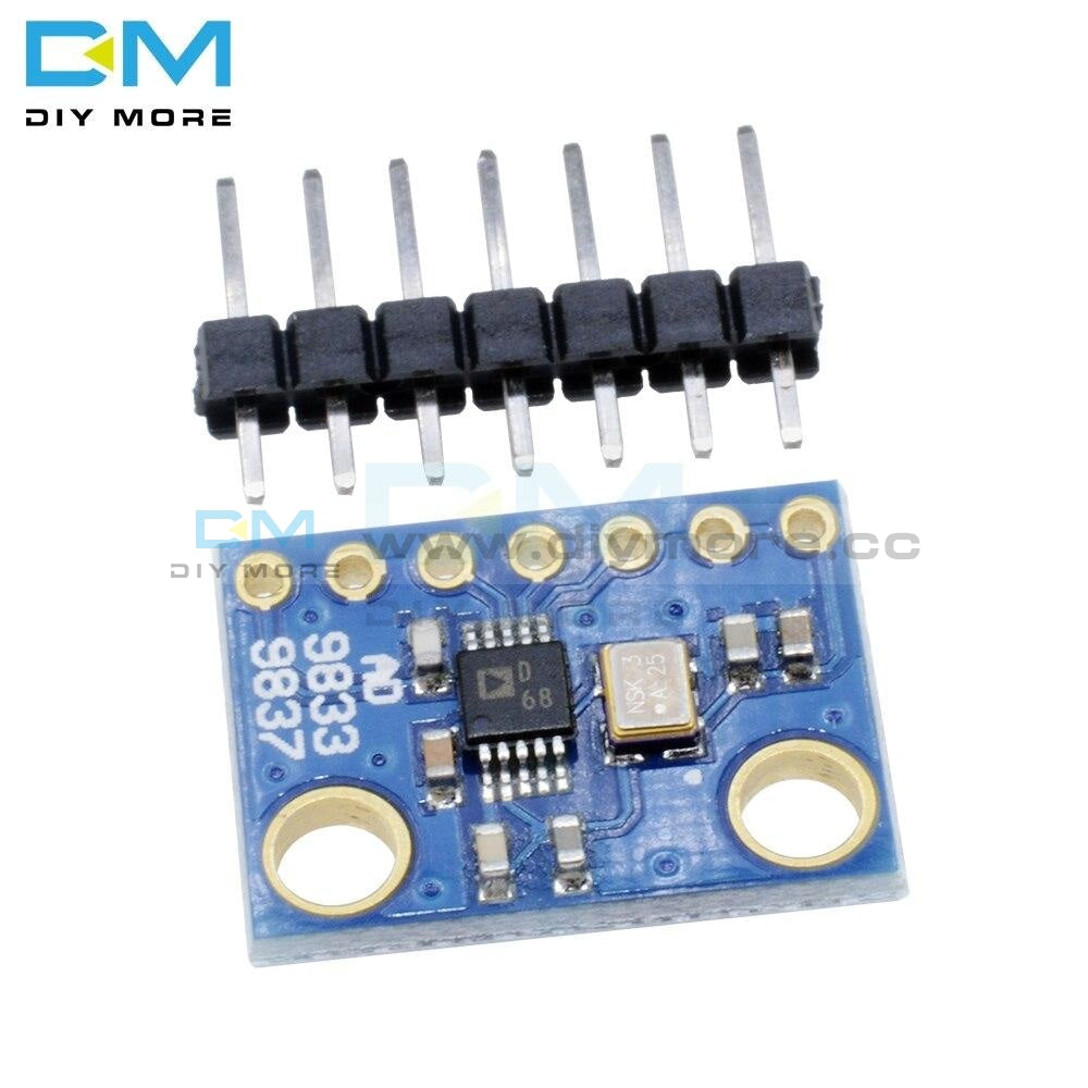 Ad9833 Programmable Microprocessors Serial Interface Module Sine Square Wave Dds Signal Generator