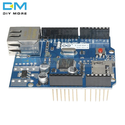 W5100 Mega 2560 Mega2560 Lan Ethernet R3 Shield Module Micro Sd Wiznet Tcp/ip Network Development