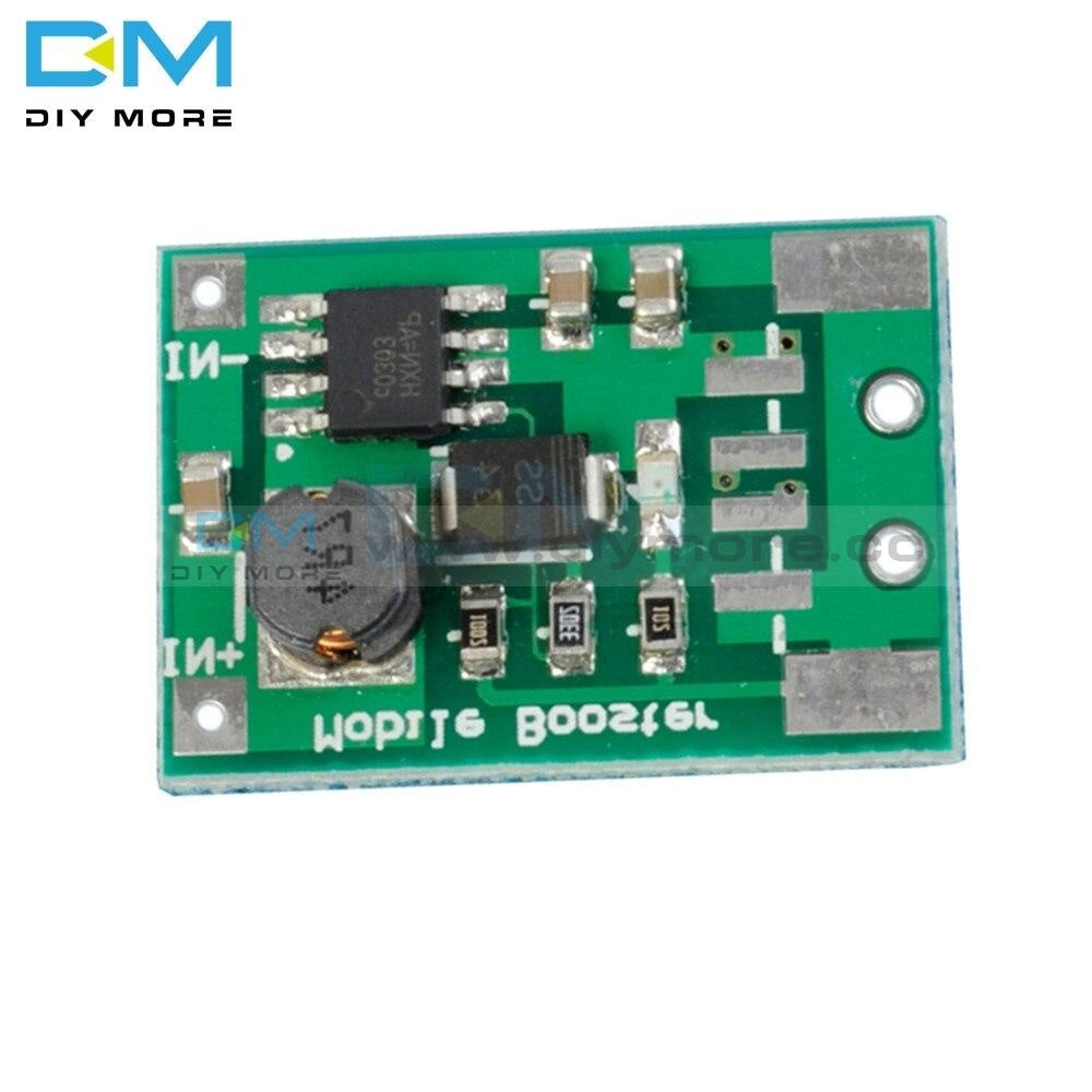 Power Supply Module Dc-Dc 2V-5V To 5V 1200Ma 1.2A Step Up Booster For Arduino Diy Electronic Pcb