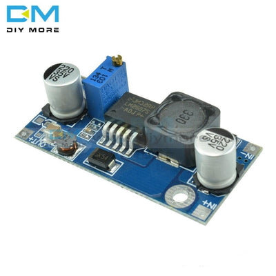 Lm2587 Dc Dc-Dc Boost Converter 3-30V Step Up To 4-35V Power Supply Module Max 5A Board Up