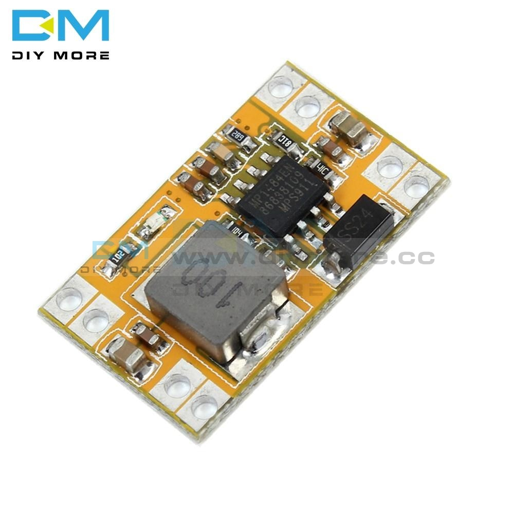 Dc-Dc 9V 12V 19V To 5V Usb Step Down Buck Power Supply Charger Module Voltage Regulator 3A For