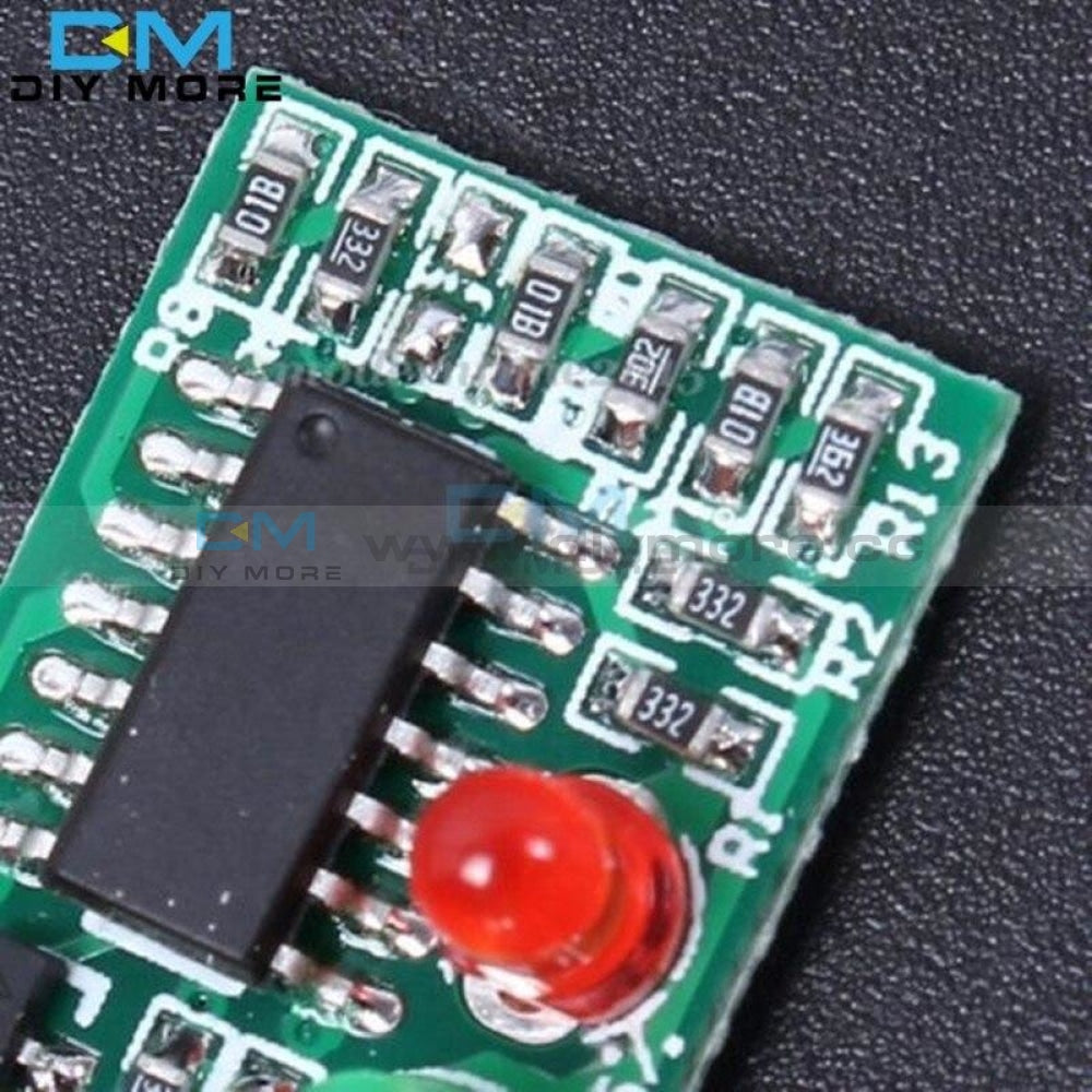 Battery Capacity Indicator 4 Leds Display Module For 3S 9-12.6V Led