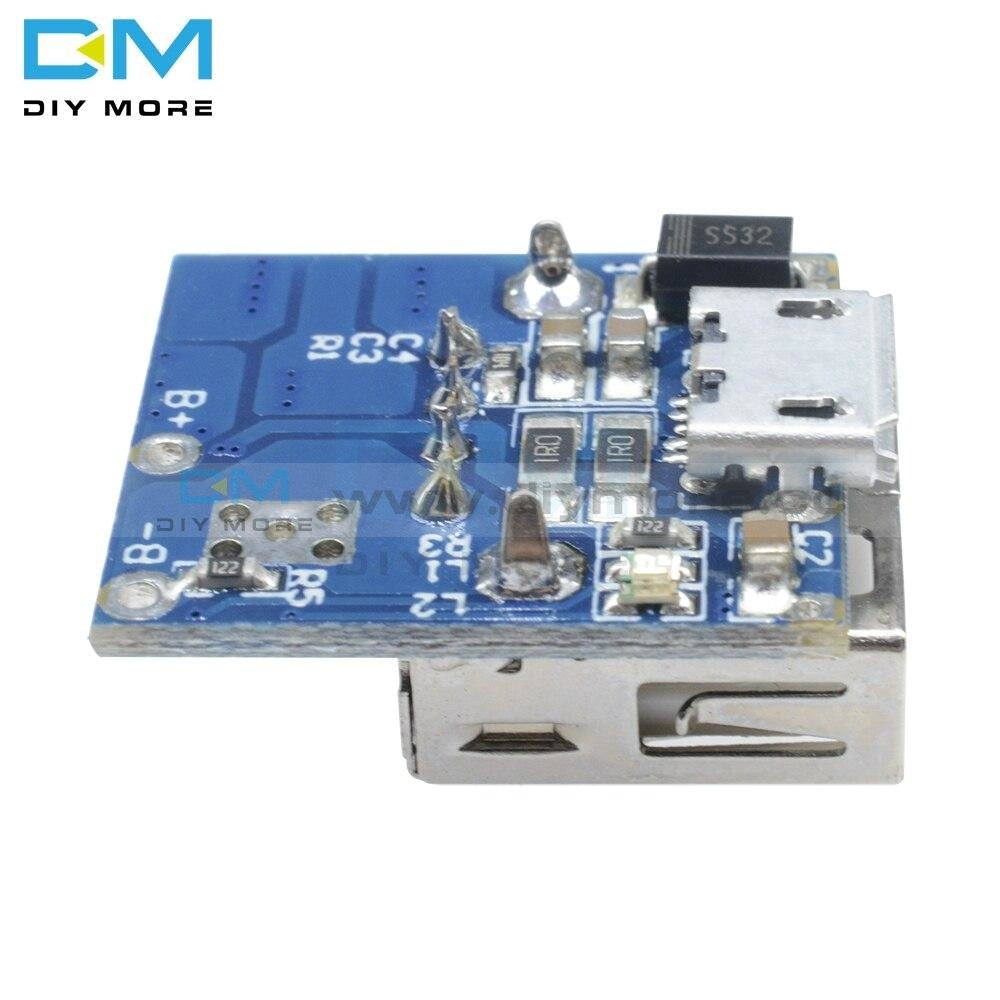 Dc 3.3V 3.7V 5V 6V To 12V Step-Up Power Supply Boost Voltage Regulator Converter Step Up Module