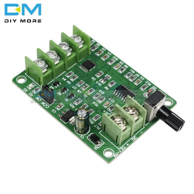 Dc Brushless Motor Driver Board Controller With Reverse Voltage Over Current Protection For Hard