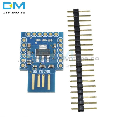 Pro Micro Mini Ss Beetle Virtual Keyboard Badusb Atmega32U4 Module For Arduino 16Mhz 3.3V 5V Io Uart