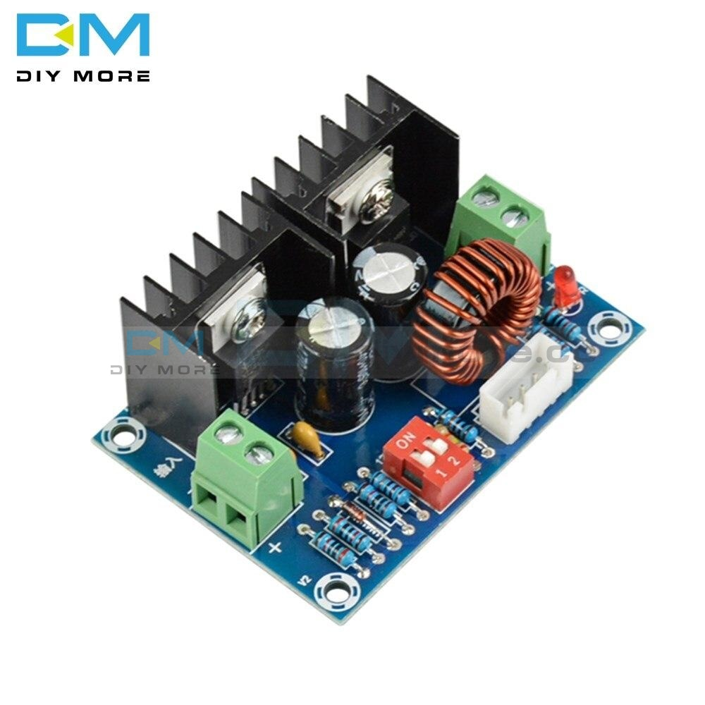 Xh-M405 Dc-Dc Voltage Regulator Module 200W Xl4016 Step-Down Buck Board High Power 8A With External