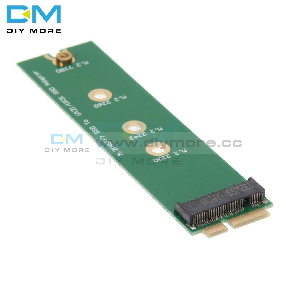 M.2 Ngff Ssd To 18 Pin Adapter Card For Zenbook Applied For Asus Ux31 Ux21 Sensor Module