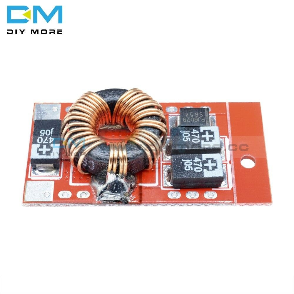 Dc-Dc Boost Converter 3V 3.7V 4.2V Step Up 5V 3A 15W Lithium Battery Mobile Power Supply Charger