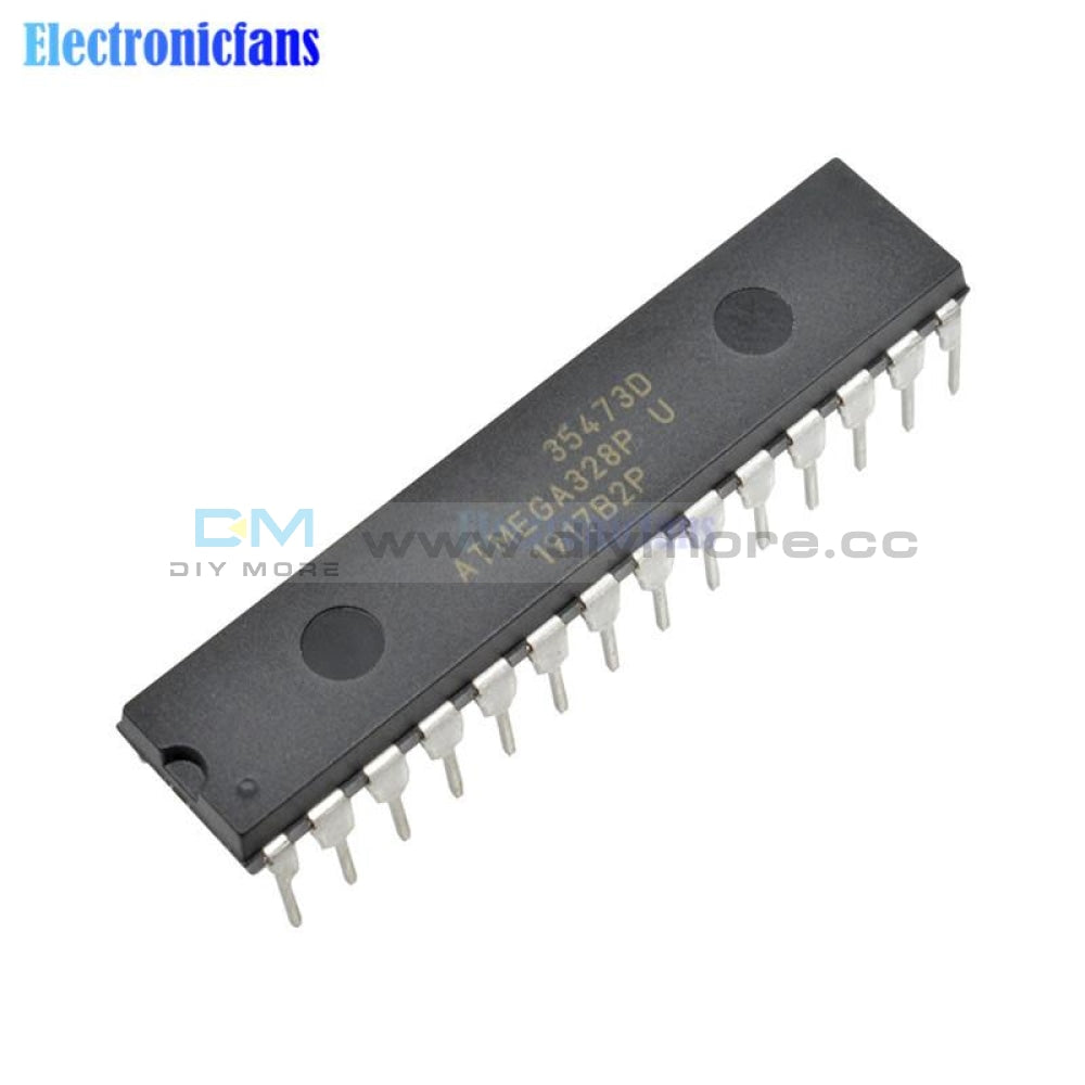Original Atmega328P Atmega328 Mega328P Mega328 328P Atmega328P-Pu Dip-28 Microcontroller Ic Chip For