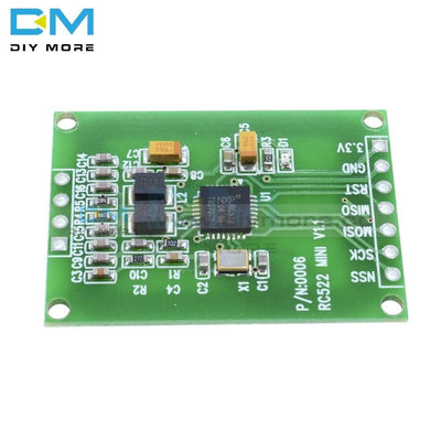 Spi Rc522 Rfid Module Card Reader Sensor Writer I2C Iic Interface Ic Rf Ultra-Small 13.56Mhz