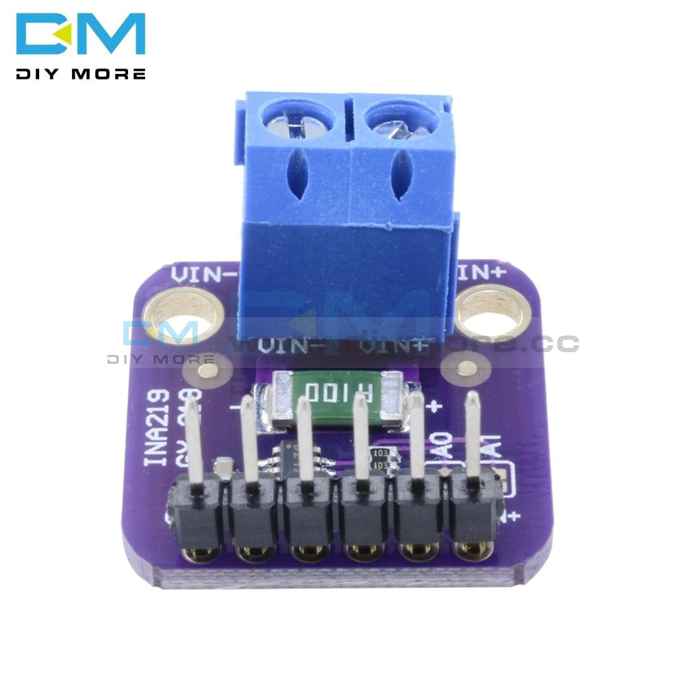 Ina219B Gy-219 Bi-Direction Dc Current Power Supply Breakout Sensor Module Board For Arduino Diy Kit