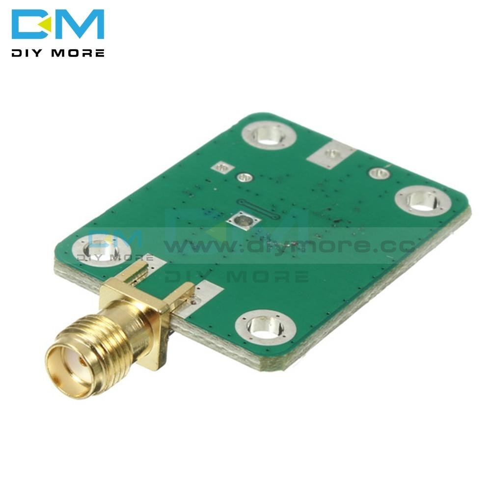 1-8000Mhz Ad8318 Rf Logarithmic Detector 70Db Rssi Measurement Power Meter Board Module Hight