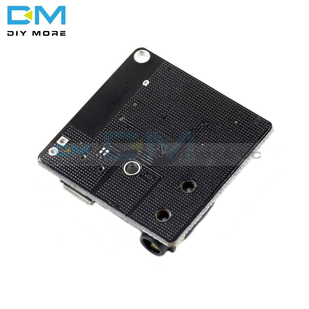 Amplifier Decoding Player Module Tf Card U Disk Mp3 Format Decoder Board Mircousb Port Audio