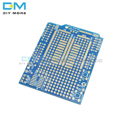 Prototype Pcb For Arduino Uno R3 Shield Board Diy Combo Module 2Mm+2.54Mm Pitch Fr 4 Glass Fiber Kid