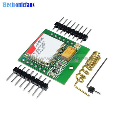 Sim800C Gsm Gprs Module Stm32 Microcontroller 51 Equipped With Bluetooth Ttl Serial Port High Tts