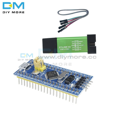 Stm32F103C8T6 Minimum System Development Board Arm Stm32 Module With St Link V2 Mini Stm8 Simulator