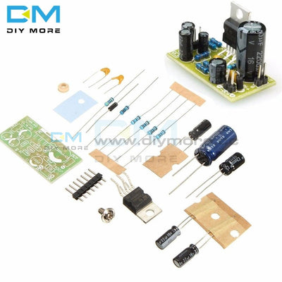 Tda2030A Tda2030 Electronic Audio Power Amplifier Board Module Mono 18W Dc 9V 24V Computer Active