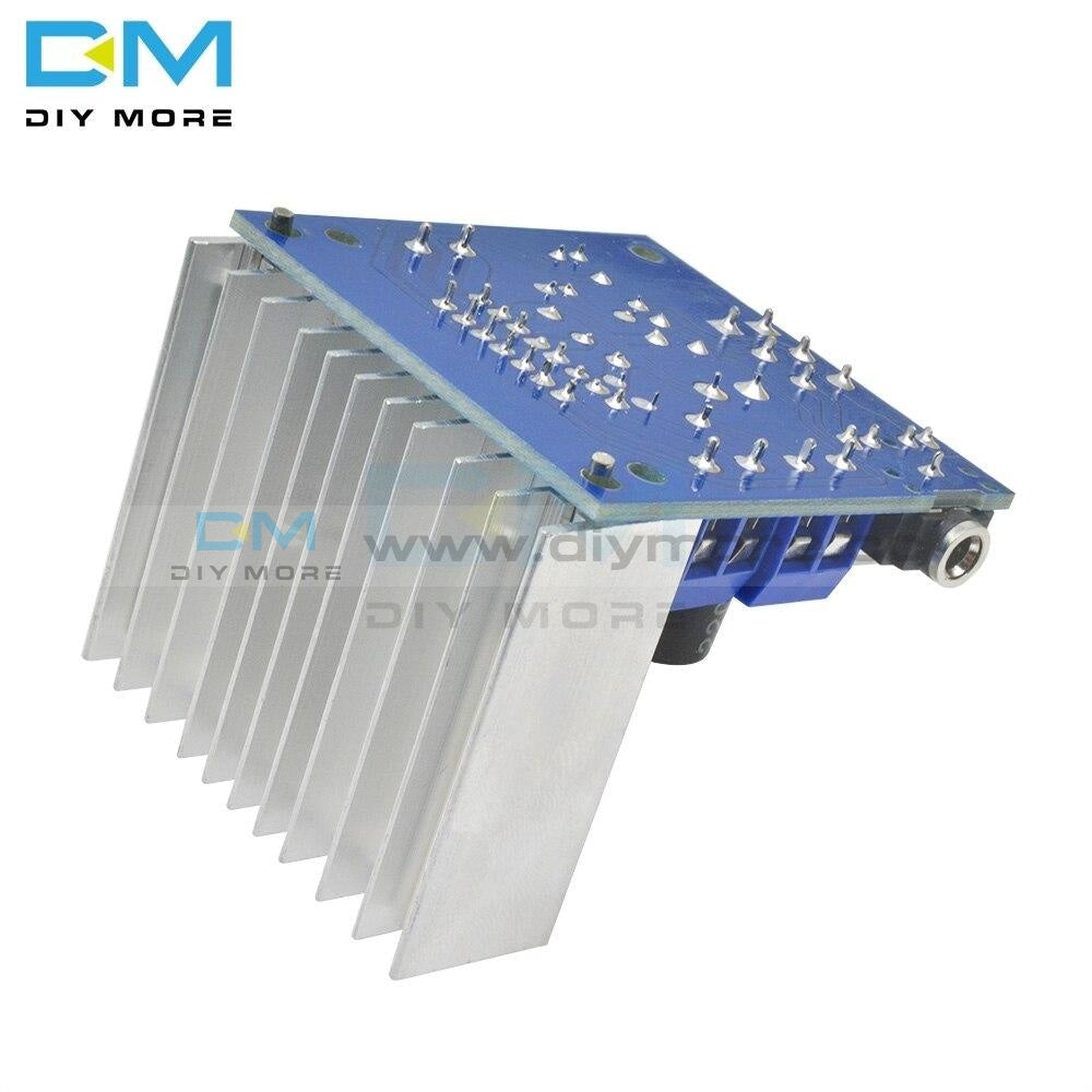 Tda7297 Version B Amplifier Board Dc 9 15V 15W*2 Digital Audio Dual Channel Module 15W+15W Grade 2.0