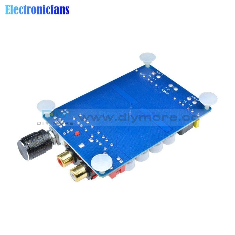 Tda7498 Dc 15 34V High Power Class D Digital Amplifier 2*100W Dual Channel Audio Stereo Board Diy