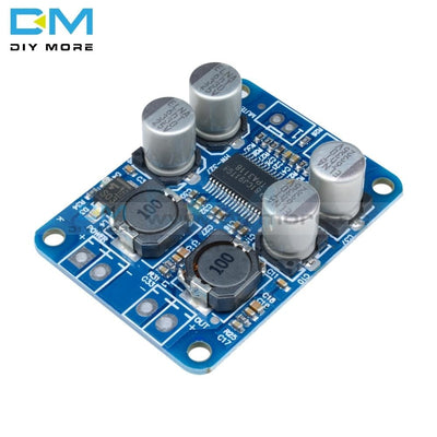 Tpa3118 60W 12V 24V Pbtl Mono Digital Audio Power Amplifier Board Amp Module Car High Out Low