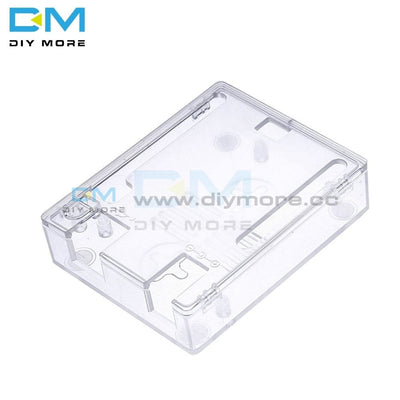 Transparent Abs Plastic Case Shell Clear Protective Box Enclosure For Arduino Uno R3 Ch340