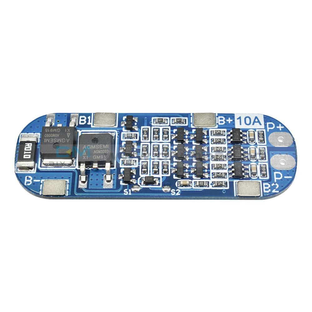 3S 10A Pcb Li-Ion 18650 Lithium Battery Protection Charger Board 11.1V 12.6V Protection Board