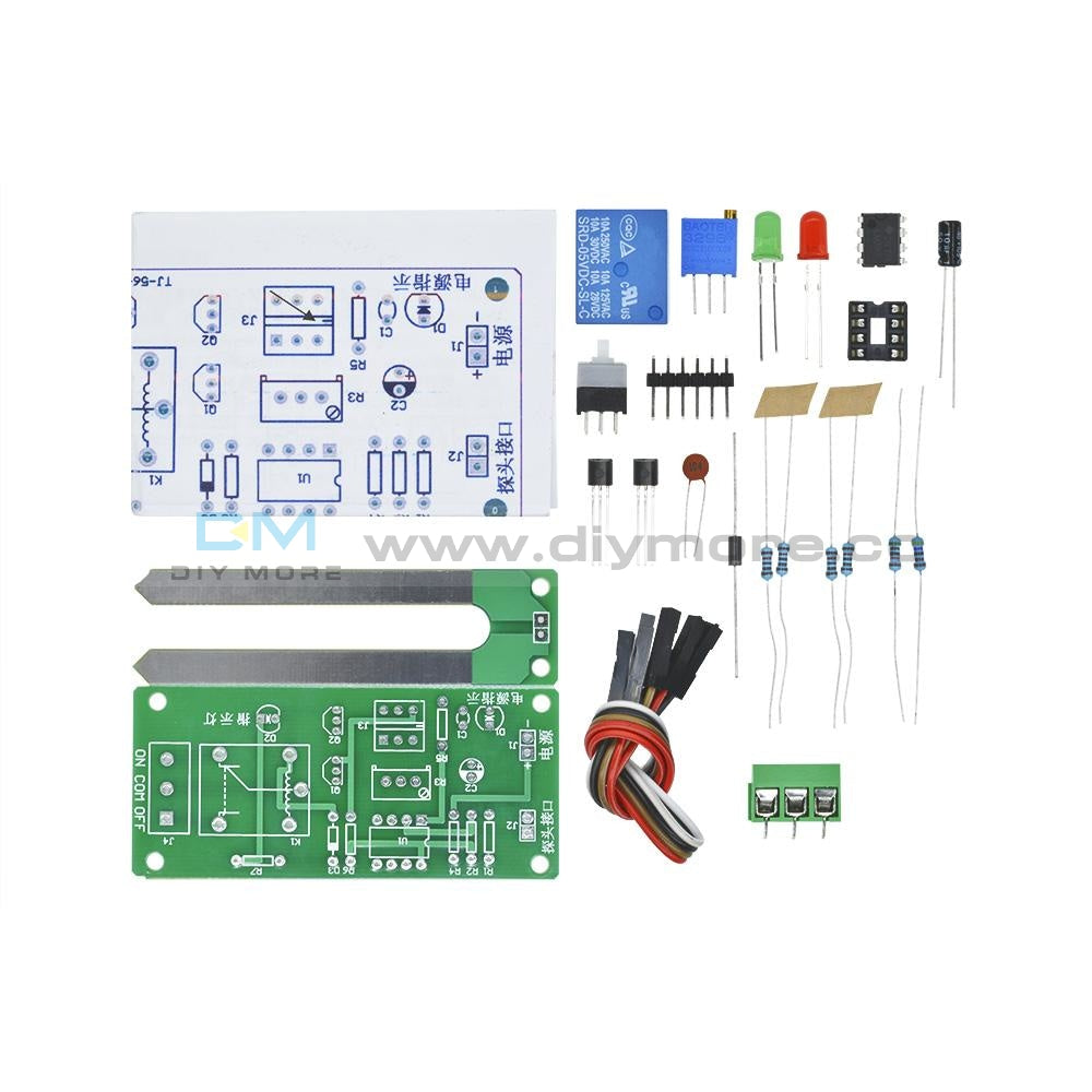 Soil Moisture Controller Module Board Kit Automatic Watering Device Diy Electronic Production Parts