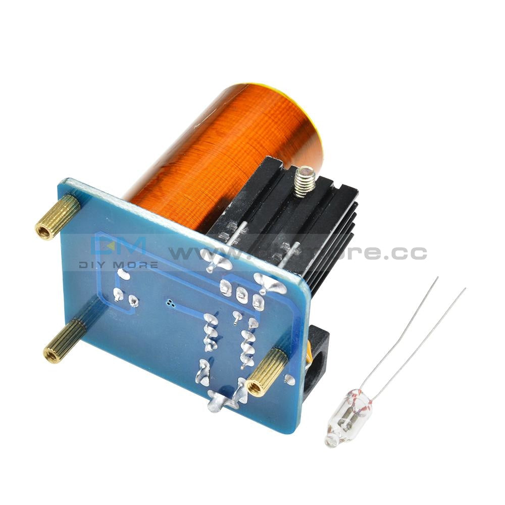 9-12V Bd243 Assembled Mini Tesla Coil Electronics Wireless Transmission Module