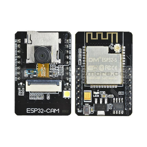Esp32-Cam Wifi Wireless Module Esp32 Serial To Cam Spi Flash Bluetooth Development Board With Ov2640