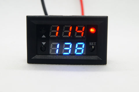 12V Digital LED Display Cycle 0-999 Delay Relay Module Timer Relay Adjustable