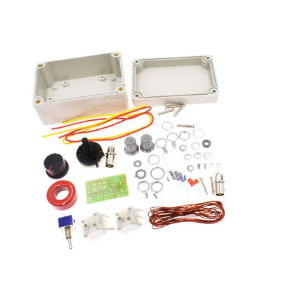 QRP manual weather adjustment kit with standing wave indication