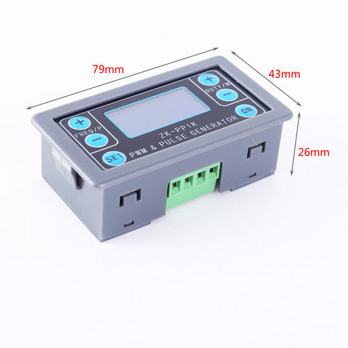 40A NY-D04 Digital Dual Display Spot Welding Machine Time Controller Panel Board